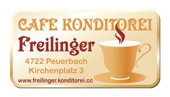 Konditor Freilinger - Peuerbach - Grieskirchen | Günter Freilinger Torten, Hochzeitstoren, Trüffel, Lebkuchen, Eisspezialitäten, Edelschokolade und vieles mehr. Ihre Konditorei in Oberösterreich.